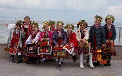 Лазарска група - Димо Николов 1908 - Черноморец