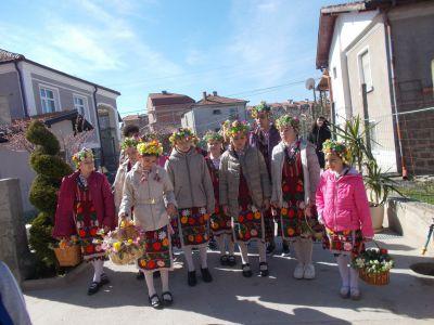 Лазарки - Димо Николов 1908 - Черноморец