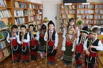Коледари 2017г. - Димо Николов 1908 - Черноморец