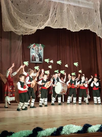 """Детски танцов състав """"Черноморче"""" - Димо Николов 1908 - Черноморец"""