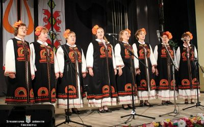 Певческа група - Димо Николов 1908 - Черноморец