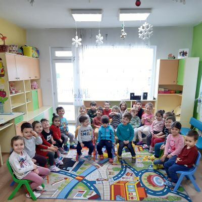 Занимания в детската градина  - Изображение 1