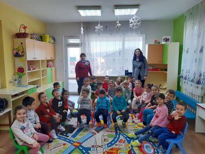 Занимания в детската градина  - Изображение 2