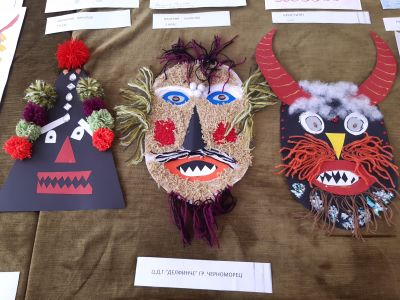 Изложба кукерски маски 2020г. - Изображение 3