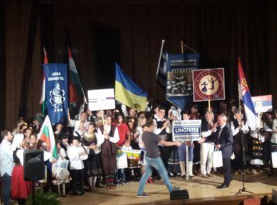 Закриване на фестивал Черноморски вечери и награждаване - Димо Николов 1908 - Черноморец