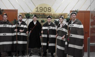 Коледарски групи - Димо Николов 1908 - Черноморец